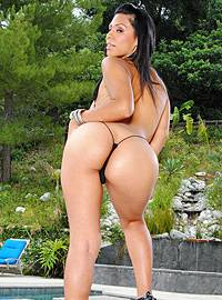 big wet butts cassandra cruz